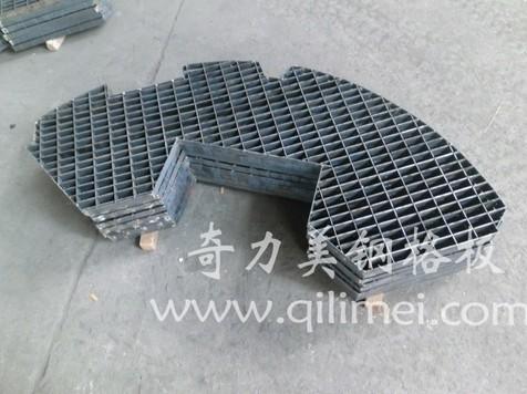 异型钢格板 异形钢格栅板